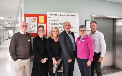 Steph Cooke reaffirms her promise: I'll keep fighting for a new Cowra Hospital