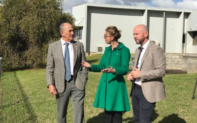 $4.3 million boost and two new roles at Cowra Ag Research Station