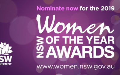 Nominate the next NSW Woman of the Year