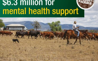 Farm gate counsellors to boost mental health support