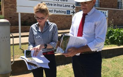 Thousands call for a new or upgraded Cowra Hospital