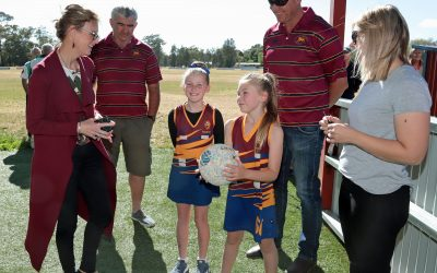 Stronger Country Communities fund boosts $1.5 million worth of Coolamon projects