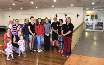 Grant funding helps Harden gym users keep cool in Summer months