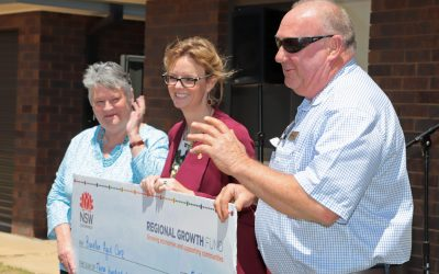 Narrandera sliding into the new year with $1.6 million boost