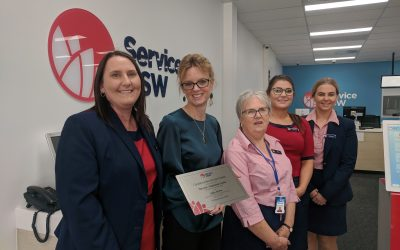 Service NSW opens its doors in Cootamundra