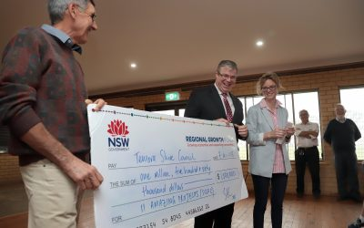 Eleven investments in the future of Temora