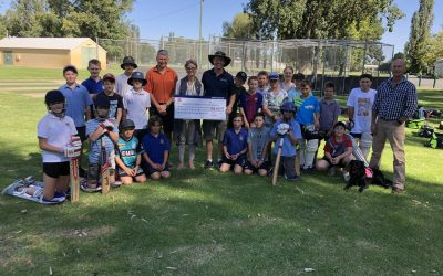 Cash for community allows Cowra groups to thrive and grow