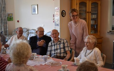A bright future for the residents of Cooinda Court