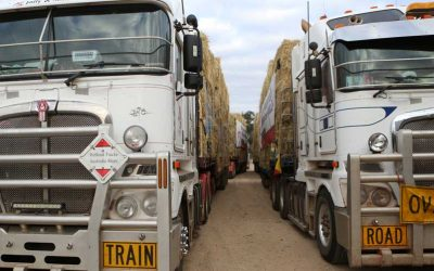 Drought relief heavy vehicle access program helps Cowra keep roads in great freight shape