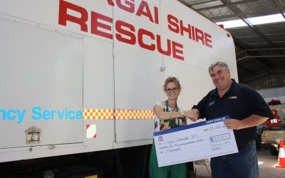 Grant allows SES unit clearer vision