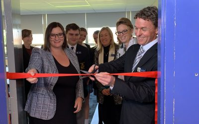 Cootamundra High School's state-of-the-art new science labs officially open