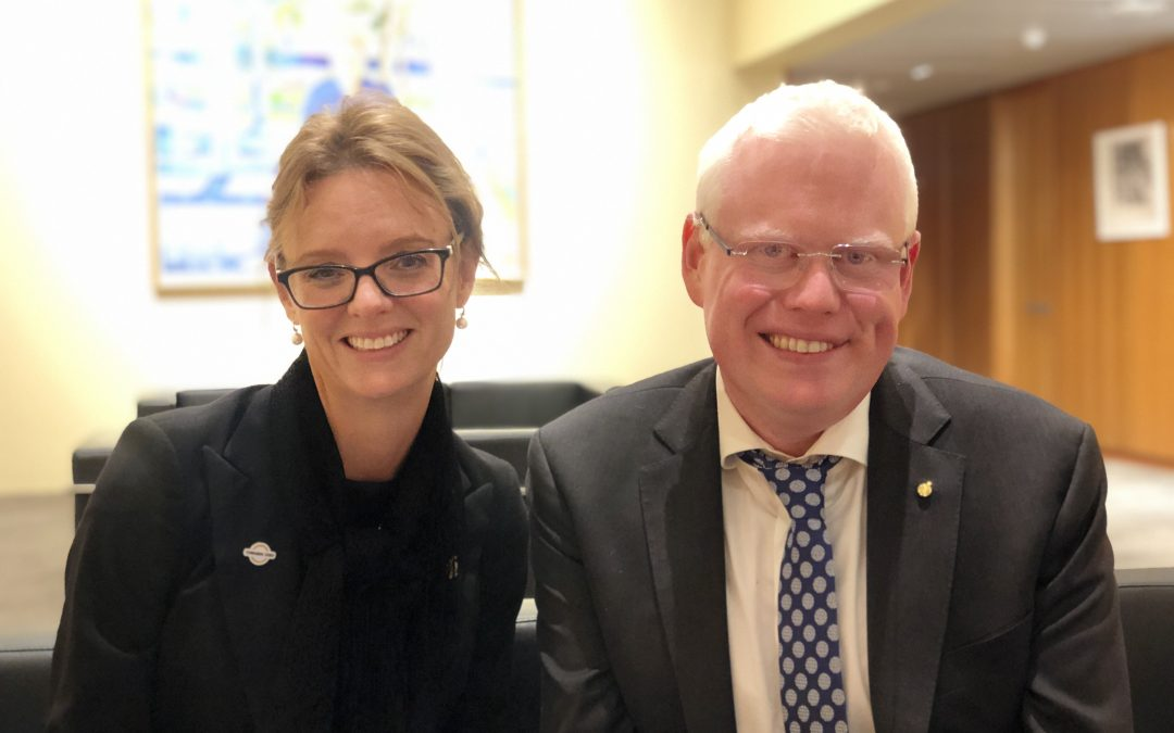 Commissioner to protect Cootamundra electorate's most vulnerable