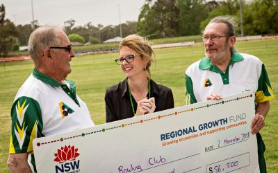 More than $9.3 million available in Stronger Country Communities Round 3