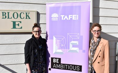 Technology about to revolutionise the TAFE West Wyalong experience