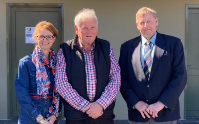 New facilities block will help visitors to Gundagai's main street extend their stay