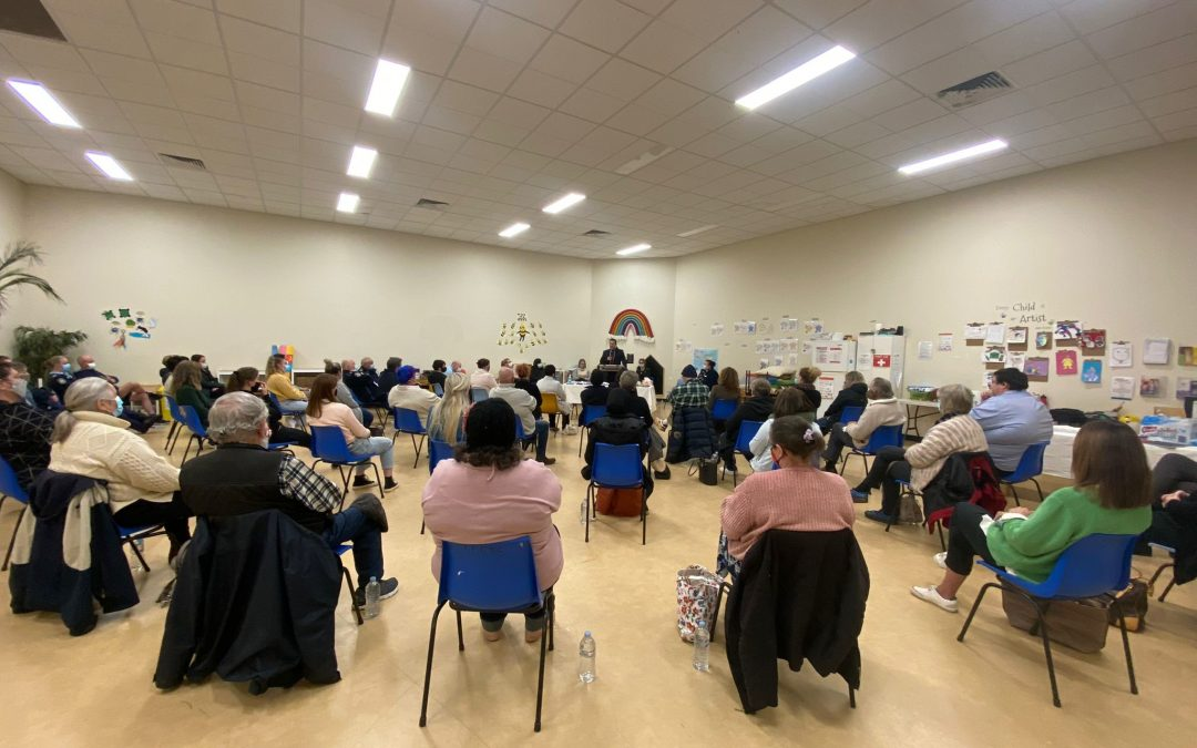 Mental Health Info Nights Commence in the Cootamundra Electorate