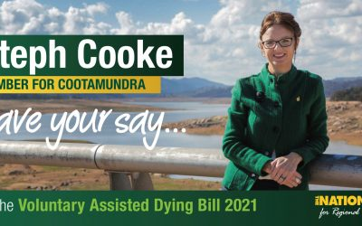 Have Your Say on Voluntary Assisted Dying