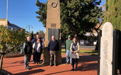 Funding for projects honouring Cootamundra electorate Veterans